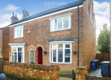 Thumbnail 2 bedroom semi-detached house for sale in Melrose Road, Gainsborough