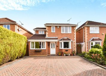 Thumbnail 3 bedroom detached house for sale in Coach Way, Willington, Derby