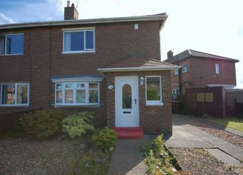 Thumbnail 2 bed semi-detached house for sale in Anne Drive, Forest Hall, Newcastle Upon Tyne