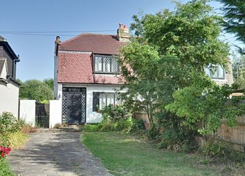 Thumbnail 3 bed semi-detached house for sale in Grasmere Road, Farnborough, Orpington