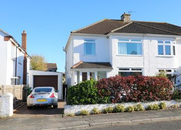 Thumbnail 3 bed semi-detached house for sale in Grange Road, Saltford, Bristol