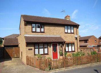 Thumbnail 3 bed detached house for sale in Ayrshire Close, Ramleaze, Wiltshire