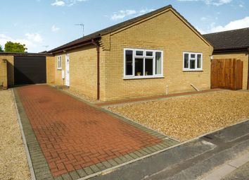 Thumbnail 3 bedroom detached bungalow for sale in Fairfax Way, March