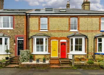 Thumbnail 3 bed semi-detached house for sale in Albion Road, Reigate