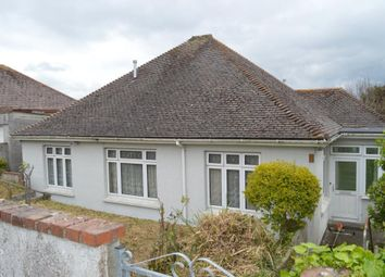 Thumbnail 3 bed detached bungalow for sale in Agar Road, Newquay, Cornwall