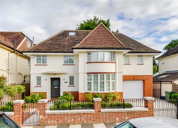 Thumbnail 5 bed detached house to rent in York Avenue, East Sheen, London