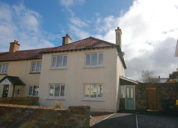Thumbnail 3 bed end terrace house for sale in Fownes Road, Minehead