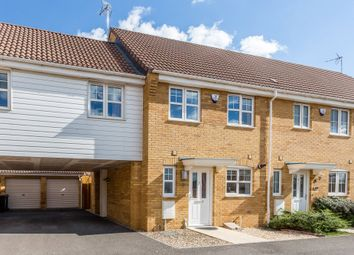 Thumbnail 3 bed terraced house for sale in Steeple Way, Rushden