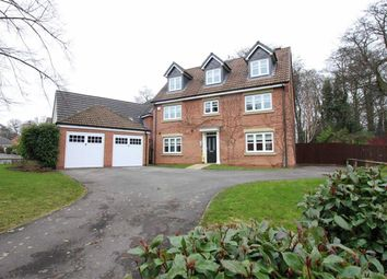 Thumbnail 5 bedroom detached house for sale in Beechwood Park Drive, Derby
