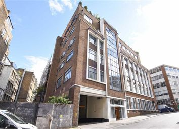 Thumbnail 1 bed flat for sale in Saffron Hill, London