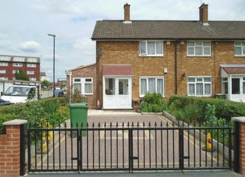 Thumbnail 2 bedroom end terrace house for sale in Graham Road, Plaistow