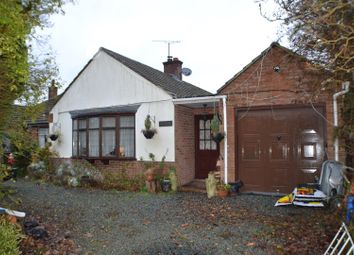 Thumbnail 3 bed detached bungalow for sale in The Avenue, Mortimer Common, Reading