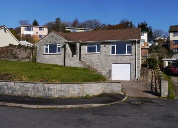 Thumbnail 3 bed detached bungalow for sale in Broad Close, North Molton, South Molton