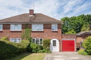 Thumbnail 3 bed semi-detached house to rent in The Lawns, Penn, High Wycombe