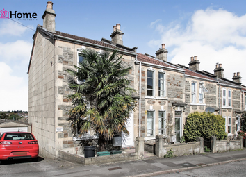 Thumbnail 2 bedroom end terrace house for sale in Lymore Terrace, Bath