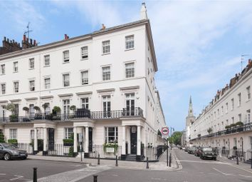 Thumbnail 5 bed end terrace house for sale in South Eaton Place, London