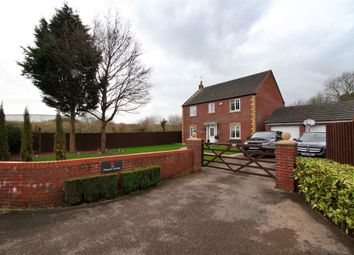 Thumbnail 4 bed detached house for sale in Pencarn Avenue, Coedkernew, Newport