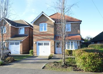 Thumbnail 4 bed detached house to rent in Green Lane, Hersham, Walton-On-Thames, Surrey