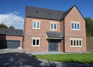 Thumbnail 5 bed detached house for sale in Worthington Lane, Newbold Coleorton