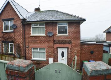 Thumbnail 3 bed terraced house to rent in Pleasant View, Consett