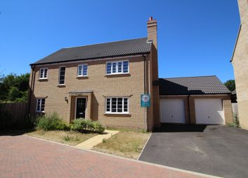 Thumbnail 5 bed detached house for sale in Fairway, Costessey, Norwich