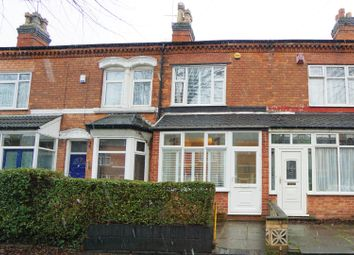Thumbnail 3 bed terraced house for sale in Dean Road, Birmingham