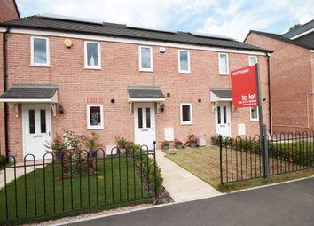 Thumbnail 2 bed mews house to rent in Brookwood Way, Buckshaw Village, Chorley
