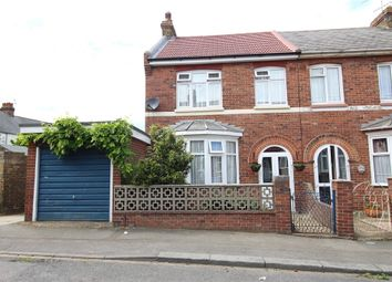Thumbnail 3 bed end terrace house for sale in Acorn Road, Gillingham, Kent.
