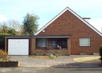 Thumbnail 4 bedroom bungalow to rent in Church Street, Kirkby In Ashfield