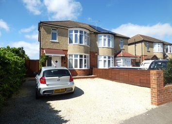 Thumbnail 3 bed semi-detached house for sale in Palmyra Road, Gosport