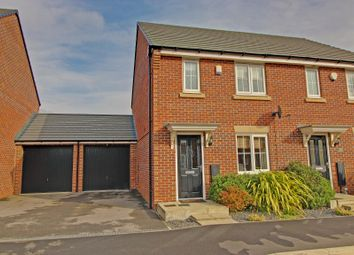 Thumbnail 3 bed semi-detached house for sale in Elston Avenue, Selby