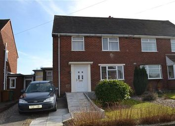 Thumbnail 3 bed semi-detached house to rent in Bickley Road, Rushall, Walsall