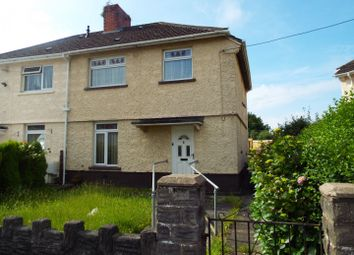 Thumbnail 3 bed semi-detached house for sale in 6 Bryngwastad Road, Gorseinon, Swansea