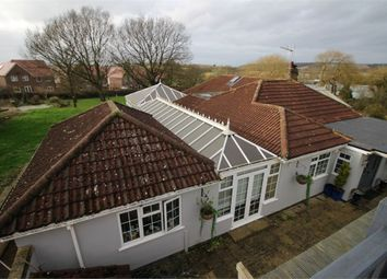 Thumbnail 5 bed detached bungalow for sale in Abbey Lodge, Pick Hill, Waltham Abbey, Essex