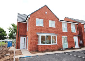 Thumbnail 3 bedroom semi-detached house to rent in Granville Street, Wolverhampton