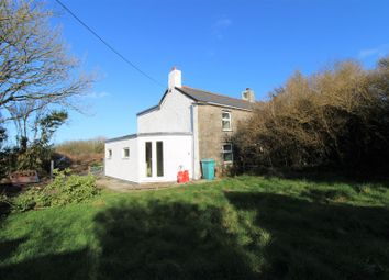 Wheal Harriet, Beacon, Camborne TR14. 4 bed semi-detached house for sale