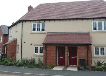 Thumbnail 2 bed flat to rent in Hope Way, Church Gresley, Swadlincote