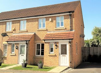 Thumbnail 2 bed end terrace house for sale in Aketon Croft, Castleford