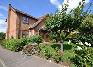Thumbnail 3 bedroom detached house to rent in Langham Way, Ely