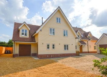 Thumbnail 5 bed detached house for sale in Middle Street, Clavering, Essex