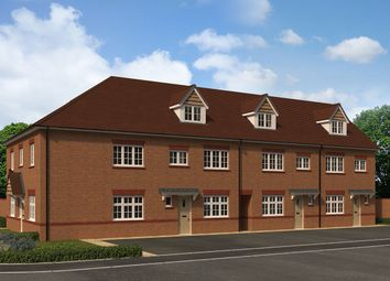 "Thumbnail 4 bed terraced house for sale in ""Grantham 4"" at Southfleet Road, Ebbsfleet"