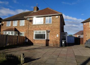 Thumbnail 3 bed semi-detached house to rent in Este Road, Sheldon, Birmingham