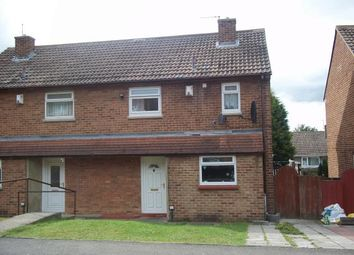 Thumbnail 2 bed semi-detached house to rent in Lakeland Drive, Peterlee