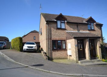 Thumbnail 2 bed semi-detached house for sale in Butt Close, Puddletown, Dorchester