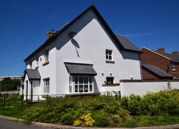 Thumbnail 4 bed detached house to rent in Gate Reach, Exeter