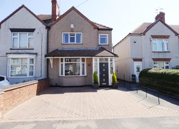 Thumbnail 3 bed semi-detached house for sale in Butlin Road, Holbrooks, Coventry