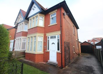 Thumbnail 3 bedroom semi-detached house for sale in Crestway, Layton, Blackpool, Lancashire