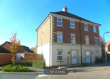 Thumbnail 4 bedroom semi-detached house to rent in Mimosa Drive, Shinfield, Reading