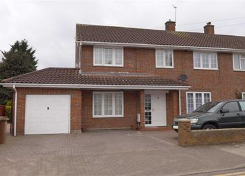 Thumbnail 8 bed semi-detached house for sale in Honister Gardens, Stanmore, Middlesex