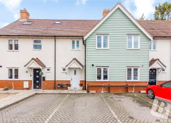 Thumbnail 3 bed terraced house for sale in St. Helens Mews, 83 High Street, Ongar, Essex